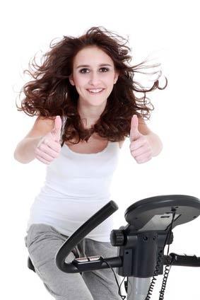 Heimtrainer für Ihre Fitness und Ihr Wunschgewicht