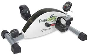 Arm- Beintrainer DeskCycle Mini Heimtrainer