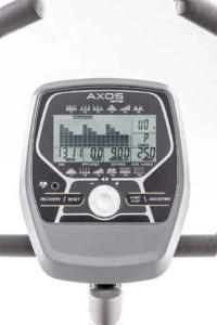 Liegeheimtrainer Kettler AXOS Cycle P Display