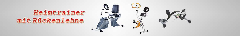 Heimtrainer mit Rückenlehne-3